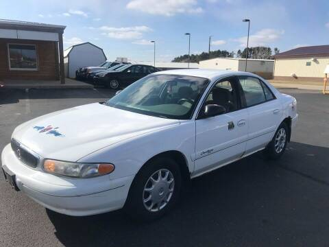 2000 Buick Century for sale at Cannon Falls Auto Sales in Cannon Falls MN