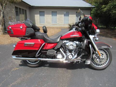 2011 Harley-Davidson Electra Glide for sale at Blue Ridge Riders in Granite Falls NC
