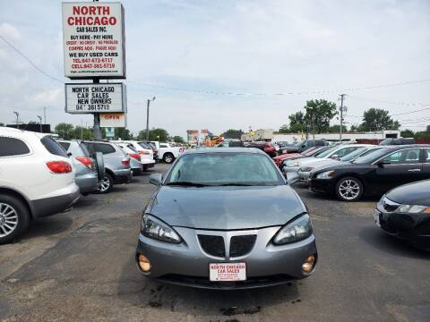 2007 Pontiac Grand Prix for sale at North Chicago Car Sales Inc in Waukegan IL