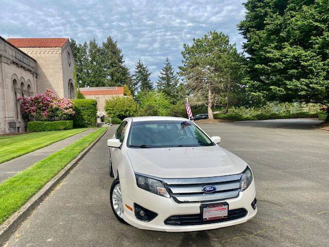 2011 Ford Fusion Hybrid for sale in Seattle, WA