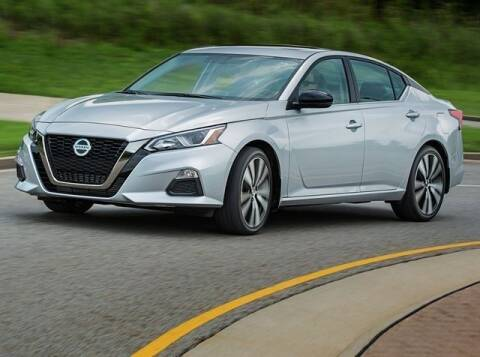 2021 Nissan Altima for sale at XS Leasing in Brooklyn NY