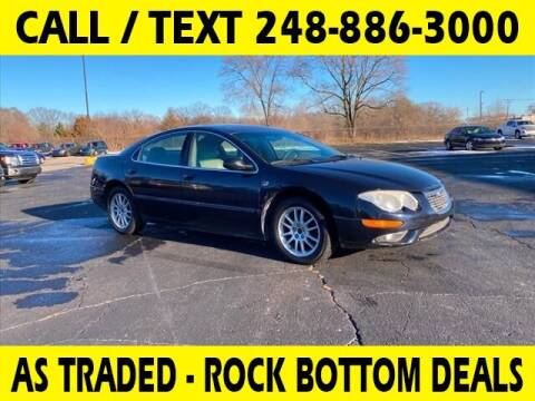 2002 Chrysler 300M for sale at Lasco of Waterford in Waterford MI