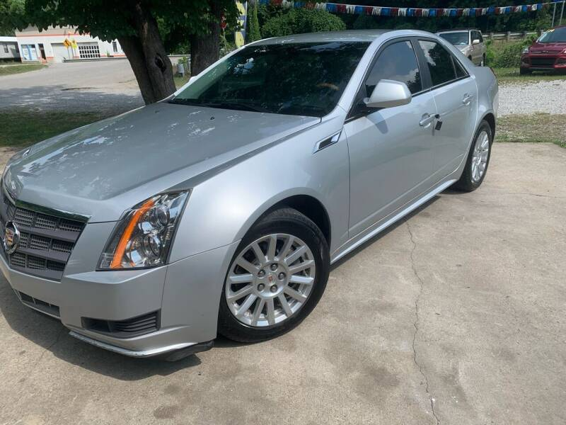 2011 Cadillac CTS for sale at Day Family Auto Sales in Wooton KY