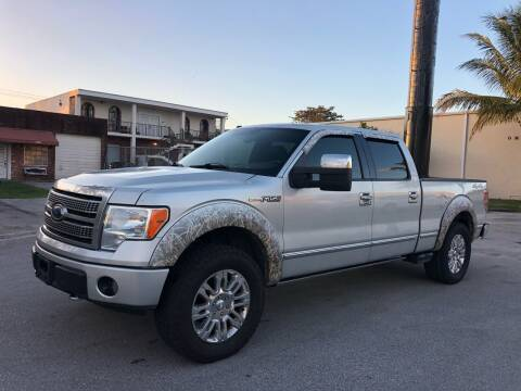 2009 Ford F-150 for sale at Florida Cool Cars in Fort Lauderdale FL