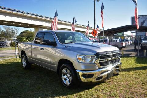 2019 RAM Ram Pickup 1500 for sale at STS Automotive - Miami, FL in Miami FL
