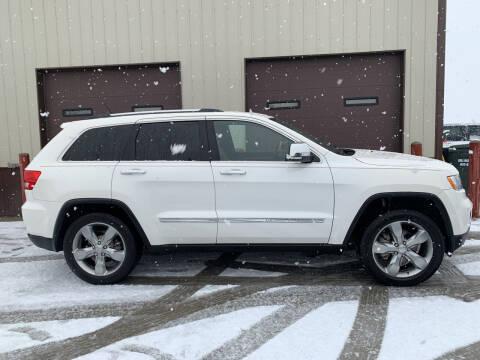 2012 Jeep Grand Cherokee for sale at Dakota Auto Inc. in Dakota City NE