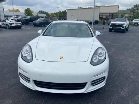 2016 Porsche Panamera for sale at Davco Auto in Fort Wayne IN