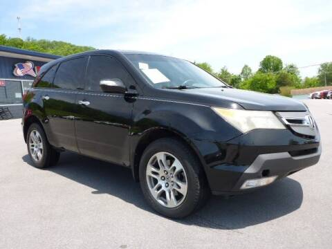 2007 Acura MDX for sale at Cj king of car loans/JJ's Best Auto Sales in Troy MI