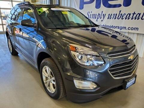 2017 Chevrolet Equinox for sale at Piehl Motors - PIEHL Chevrolet Buick Cadillac in Princeton IL