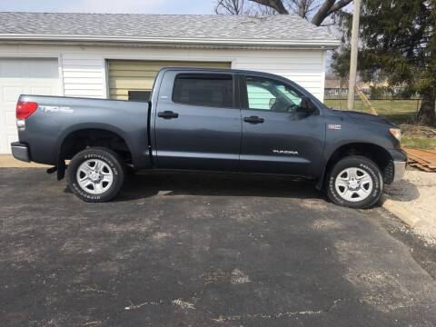2008 Toyota Tundra for sale at Jim Elsberry Auto Sales in Paris IL