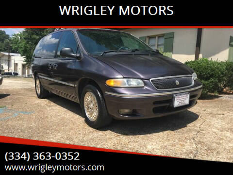 1996 Chrysler Town and Country for sale at WRIGLEY MOTORS in Opelika AL