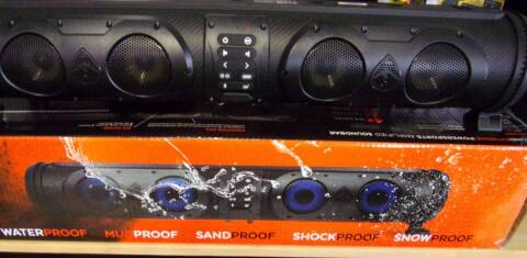 500 WATT BLUETOOTH SOUND BAR ECOXGEAR for sale at Area 31 Golf Carts - Accessories in Acme PA