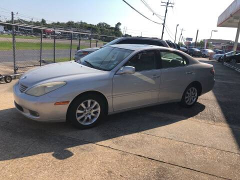 2004 Lexus ES 330 for sale at Baton Rouge Auto Sales in Baton Rouge LA