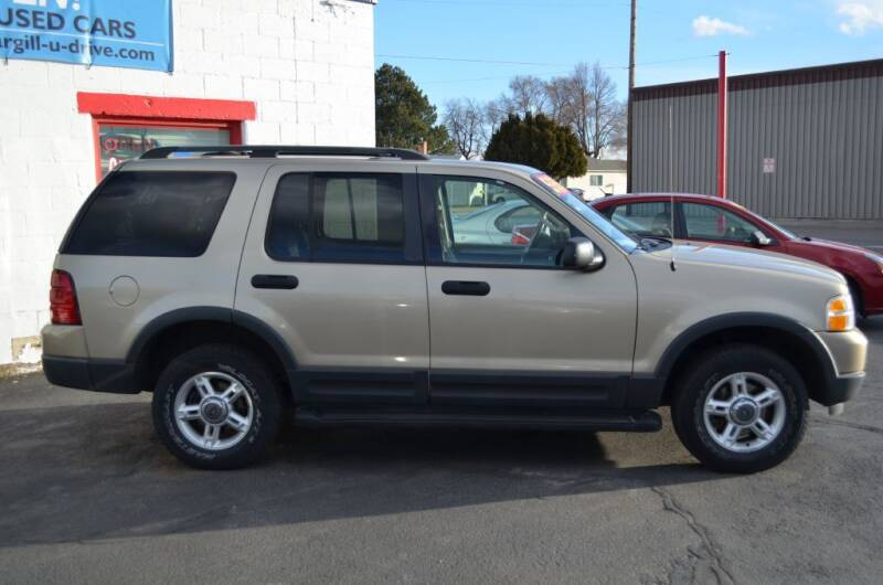 2003 Ford Explorer for sale at CARGILL U DRIVE USED CARS in Twin Falls ID