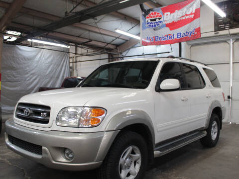 2002 Toyota Sequoia for sale at FUN 2 DRIVE LLC in Albuquerque NM
