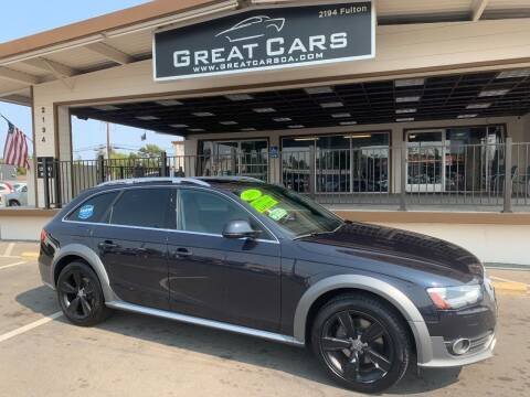 2015 Audi Allroad for sale at Great Cars in Sacramento CA