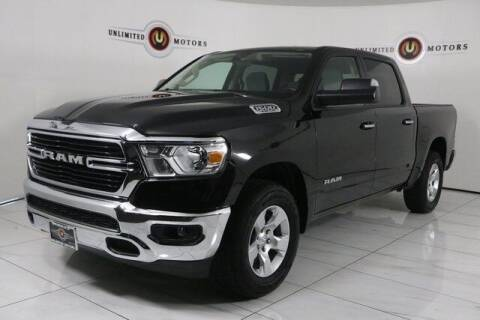 2019 RAM Ram Pickup 1500 for sale at INDY'S UNLIMITED MOTORS - UNLIMITED MOTORS in Westfield IN