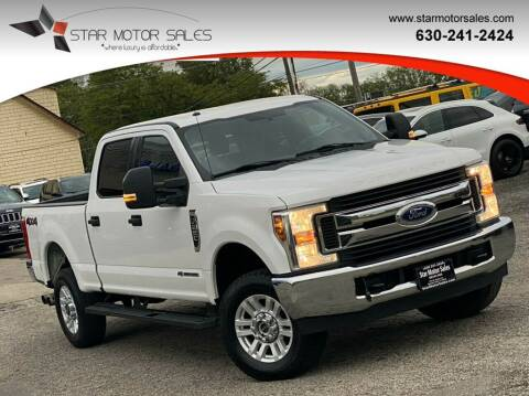 2018 Ford F-250 Super Duty for sale at Star Motor Sales in Downers Grove IL