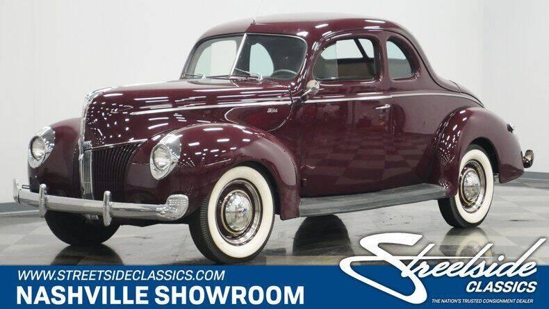 1940 Ford Deluxe for sale in La Vergne, TN