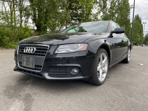 2011 Audi A4 for sale at Trucks Plus in Seattle WA