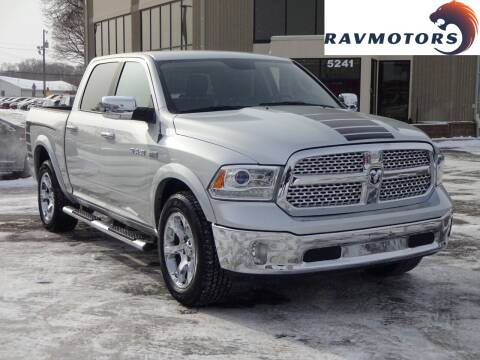 2017 RAM Ram Pickup 1500 for sale at RAVMOTORS 2 in Crystal MN
