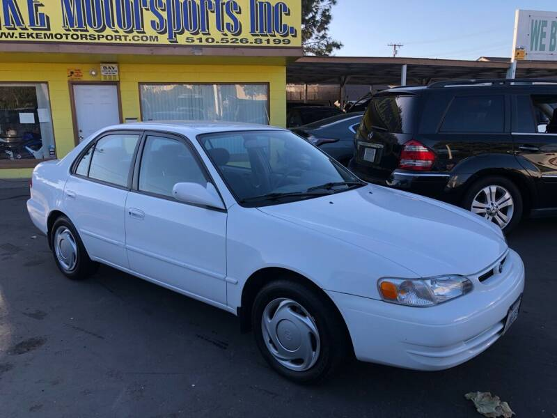 Used 1998 Toyota Corolla For Sale Carsforsale Com
