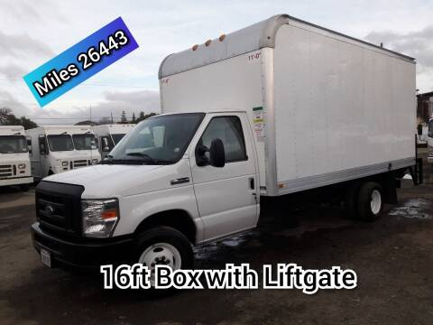 2019 Ford E-350 for sale at DOABA Motors in San Jose CA