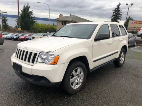 2008 Jeep Grand Cherokee for sale at KARMA AUTO SALES in Federal Way WA
