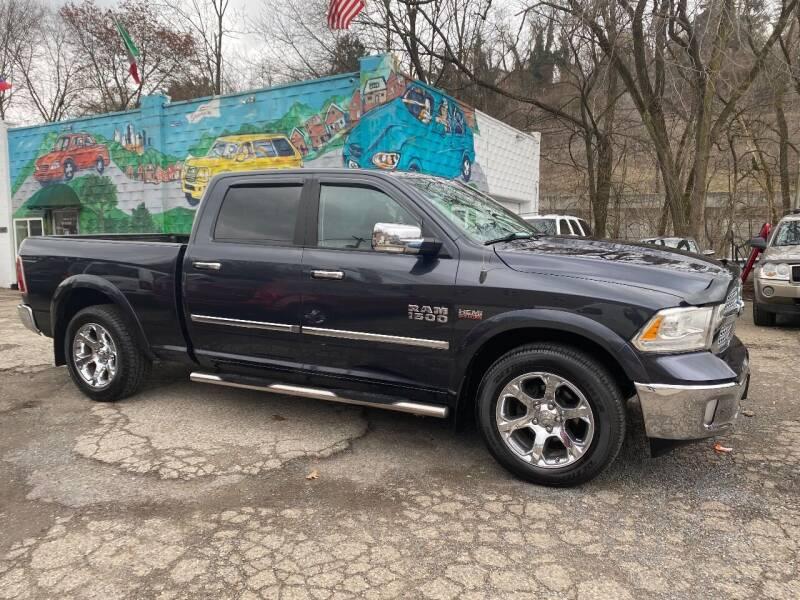 2015 RAM Ram Pickup 1500 for sale at Showcase Motors in Pittsburgh PA