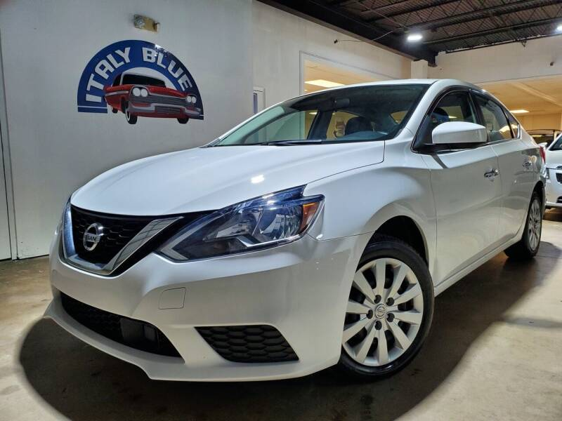 2019 Nissan Sentra for sale at Italy Blue Auto Sales llc in Miami FL