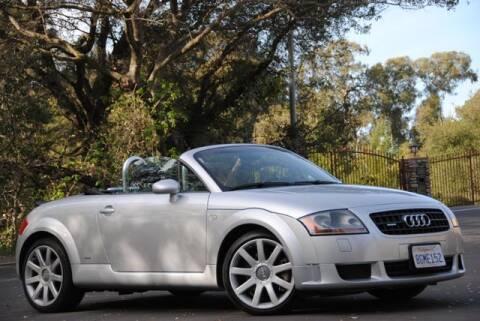 2005 Audi TT for sale at VSTAR in Walnut Creek CA