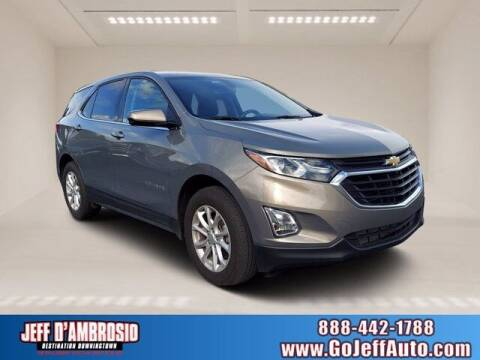 2018 Chevrolet Equinox for sale at Jeff D'Ambrosio Auto Group in Downingtown PA