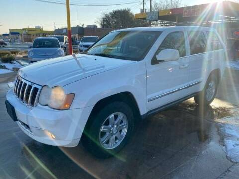 2008 Jeep Grand Cherokee for sale at Texas Select Autos LLC in Mckinney TX