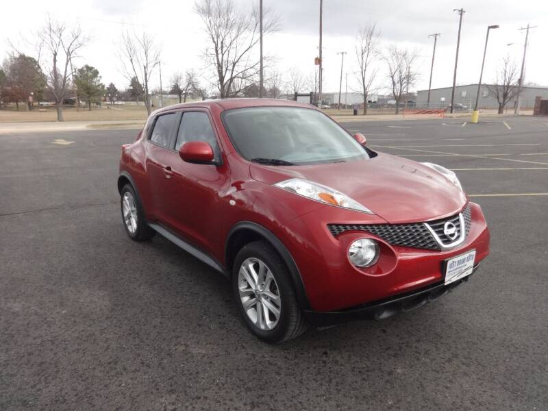 2011 Nissan JUKE for sale at Just Drive Auto in Springdale AR