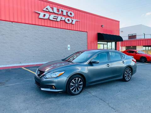 2017 Nissan Altima for sale at Auto Depot - Nashville in Nashville TN