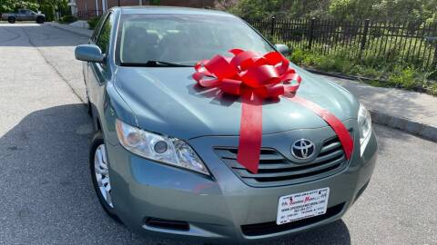 2008 Toyota Camry for sale at Speedway Motors in Paterson NJ