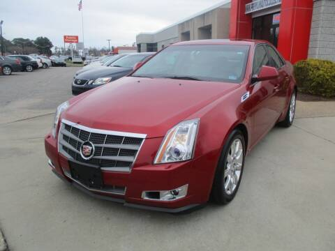 2008 Cadillac CTS for sale at Premium Auto Collection in Chesapeake VA
