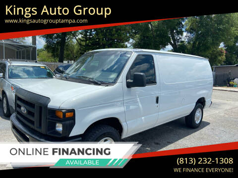 2014 Ford E-Series Cargo for sale at Kings Auto Group in Tampa FL