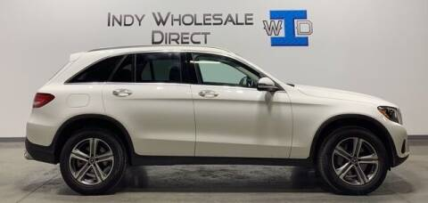2018 Mercedes-Benz GLC for sale at Indy Wholesale Direct in Carmel IN