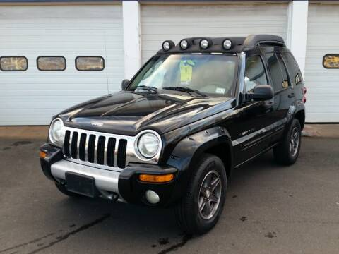 2003 Jeep Liberty for sale at Action Automotive Inc in Berlin CT