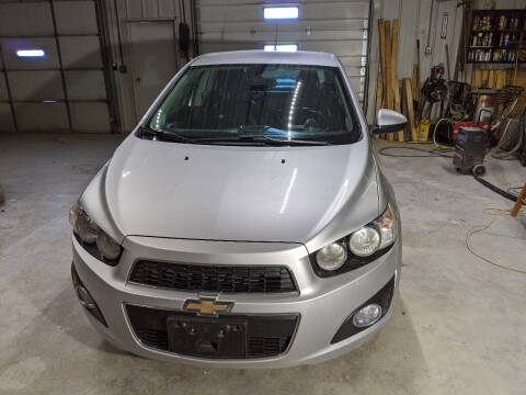 2014 Chevrolet Sonic for sale at Reese Auto Sales in Pocahontas IA