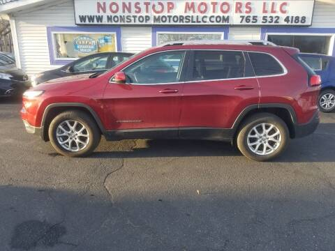 2016 Jeep Cherokee for sale at Nonstop Motors in Indianapolis IN