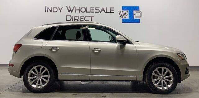 2016 Audi Q5 for sale at Indy Wholesale Direct in Carmel IN