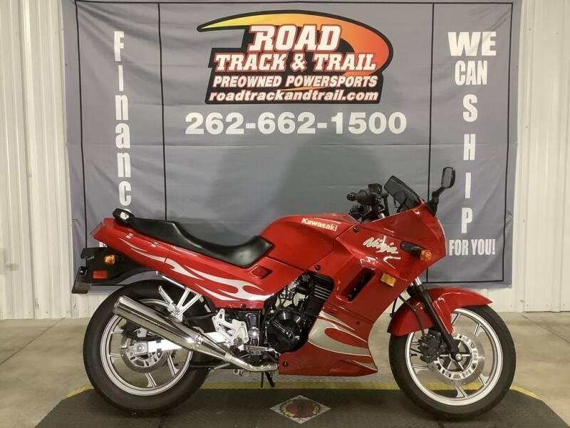2007 Kawasaki Ninja 250R for sale in Big Bend, WI