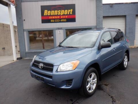 2012 Toyota RAV4 for sale at RENNSPORT Kansas City in Kansas City MO