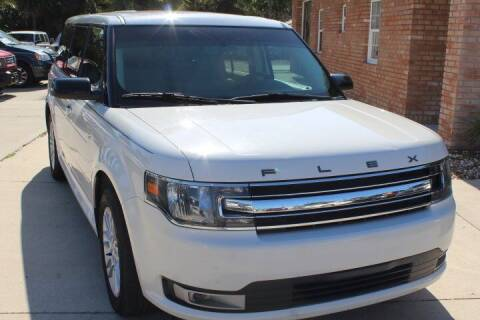 2013 Ford Flex for sale at MITCHELL AUTO ACQUISITION INC. in Edgewater FL
