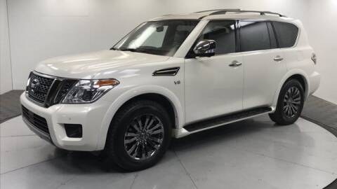 2019 Nissan Armada for sale at Stephen Wade Pre-Owned Supercenter in Saint George UT