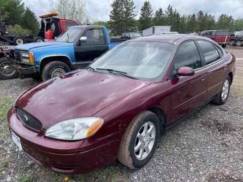2006 Ford Taurus for sale at Al's Auto Inc. in Bruce Crossing MI
