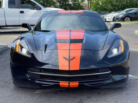 2015 Chevrolet Corvette for sale at Nasa Auto Group LLC in Passaic NJ