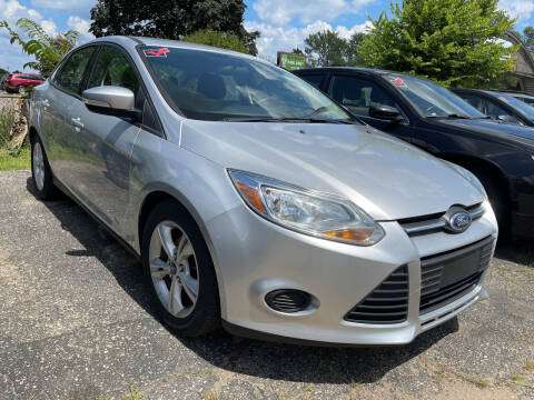 2014 Ford Focus for sale at Quality Auto Today in Kalamazoo MI